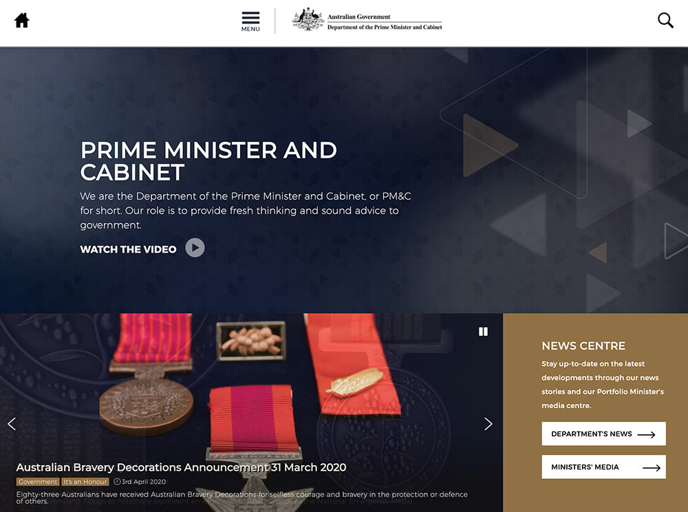 Department of the Prime Minister and Cabinet of Australia