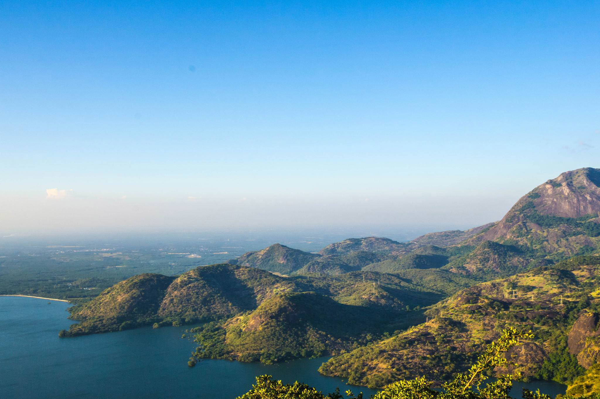 Aliyar Reservoir (Pollachi)