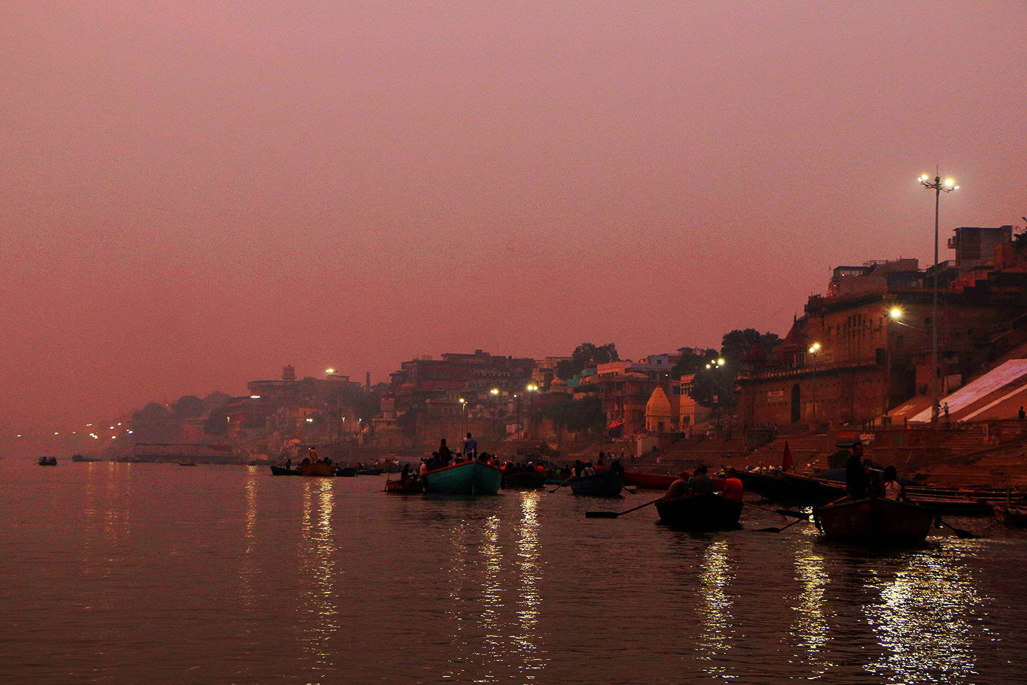 Ganges river (Varanasi)