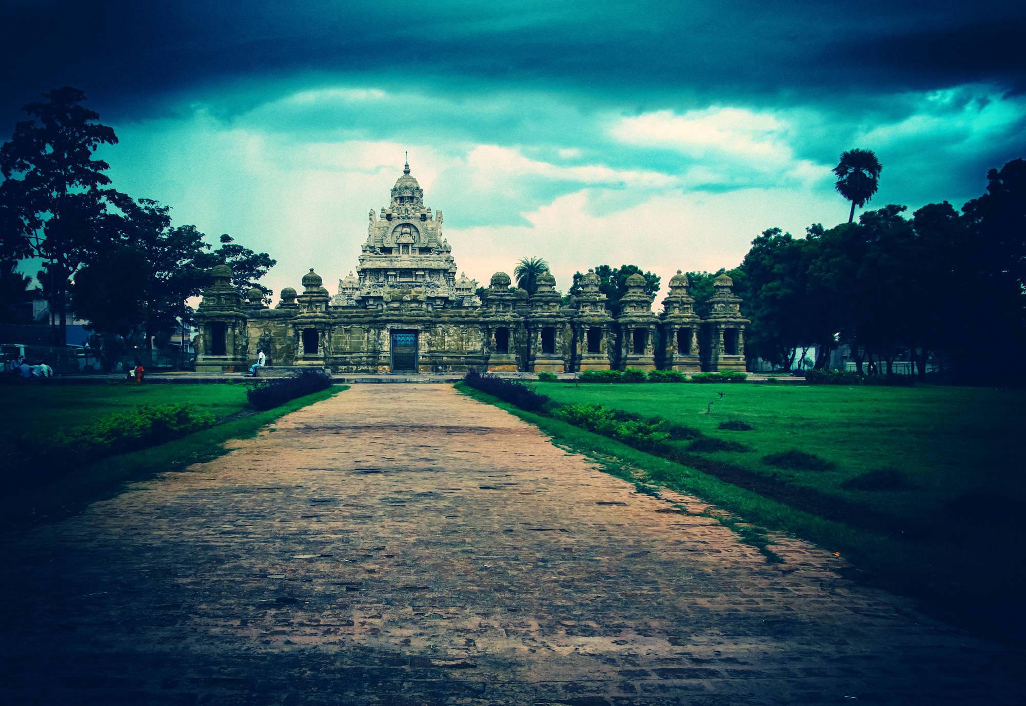 Kailasanathar temple (Kanchipuram)