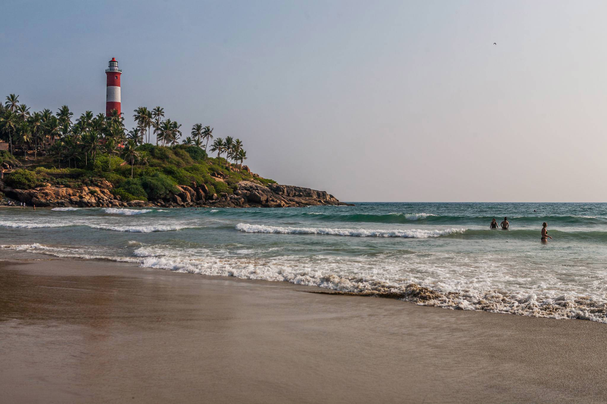 Kovalam Beach (Trivandrum)