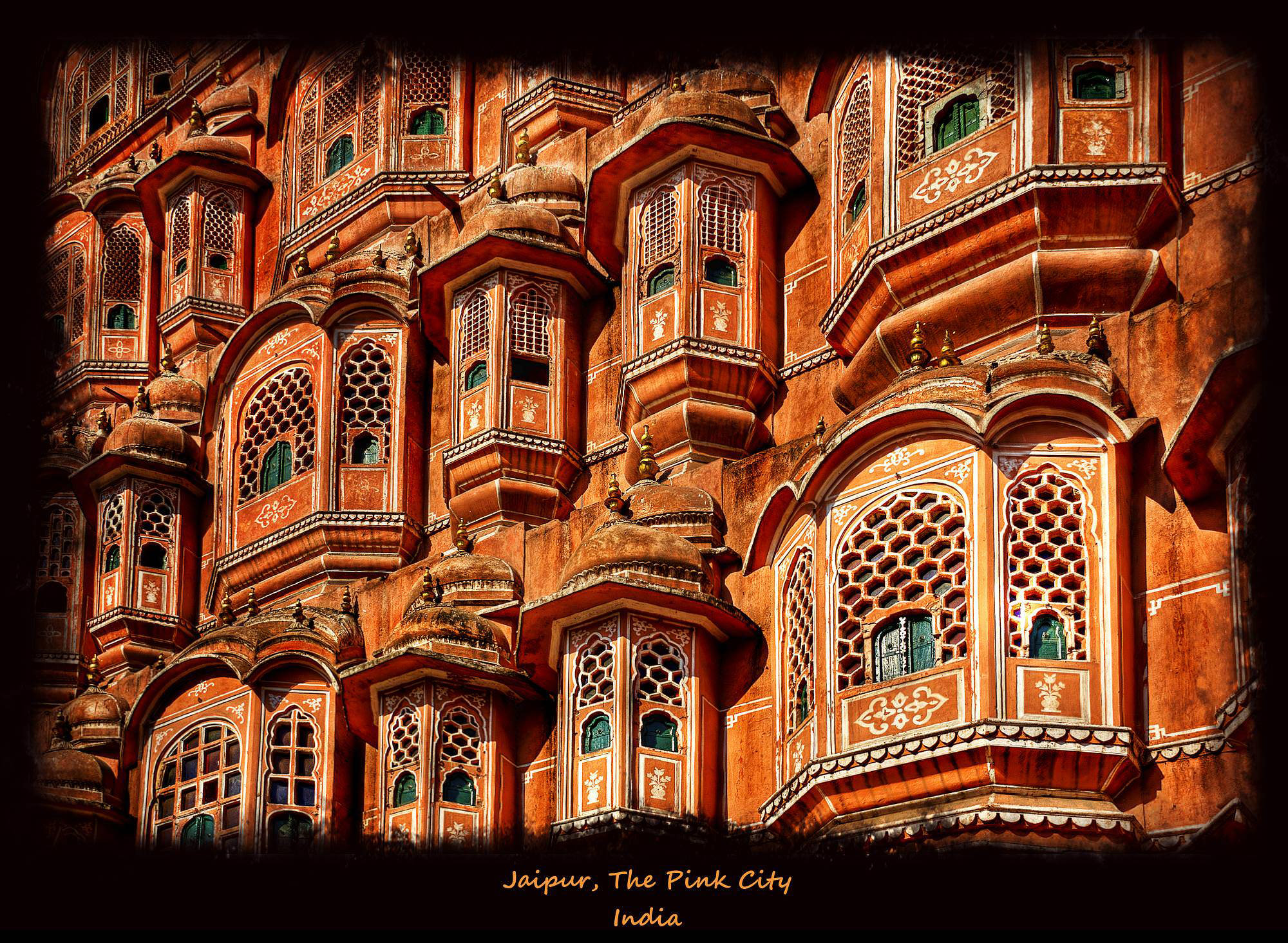The Pink City (Jaipur)