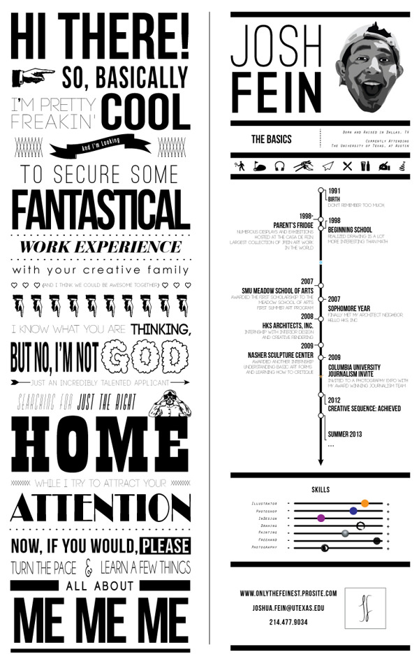 Hongkiat  Best Creative Resumes