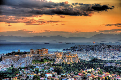 afternoon-in-Athen