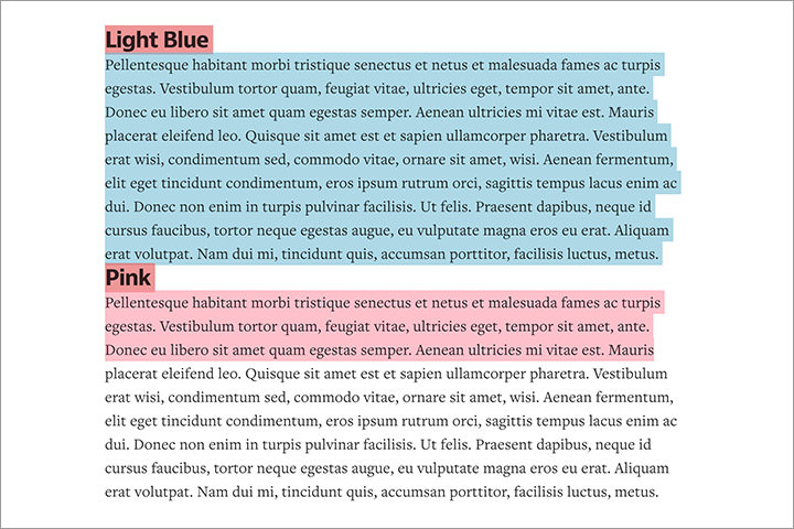 css3 text selection