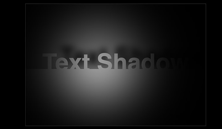 css3 test shadow