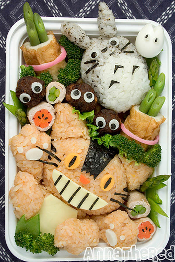 & 32 Creative and Interesting Bento Boxes - Hongkiat Aboutintivar.Com