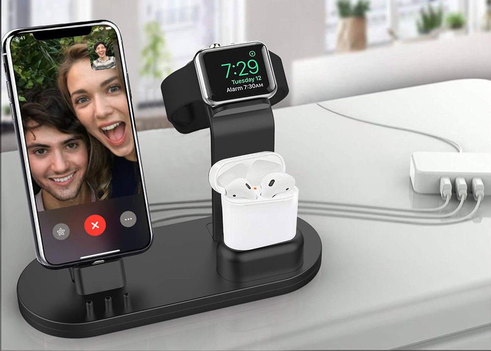 OLEBR 3 Apple Watch Stand