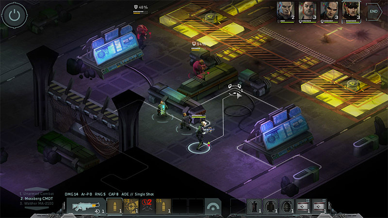 Shadowrun Dragonfall - Director's Cut