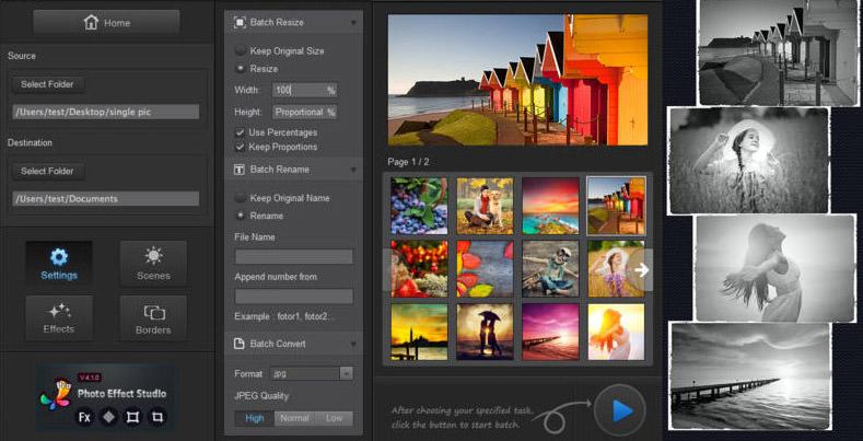 fotor tools