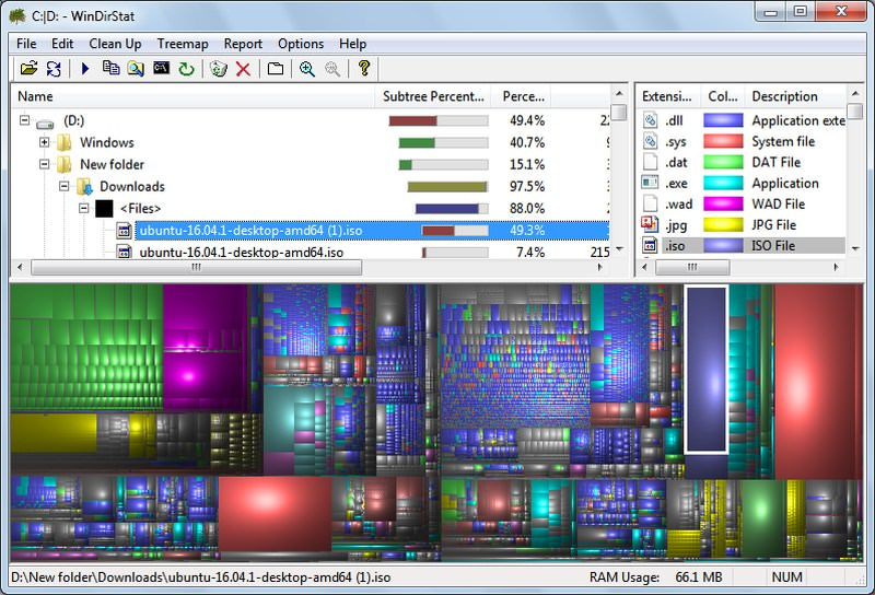 10 Best Disk Space Analyzer For Windows 10 In 2020 Hongkiat