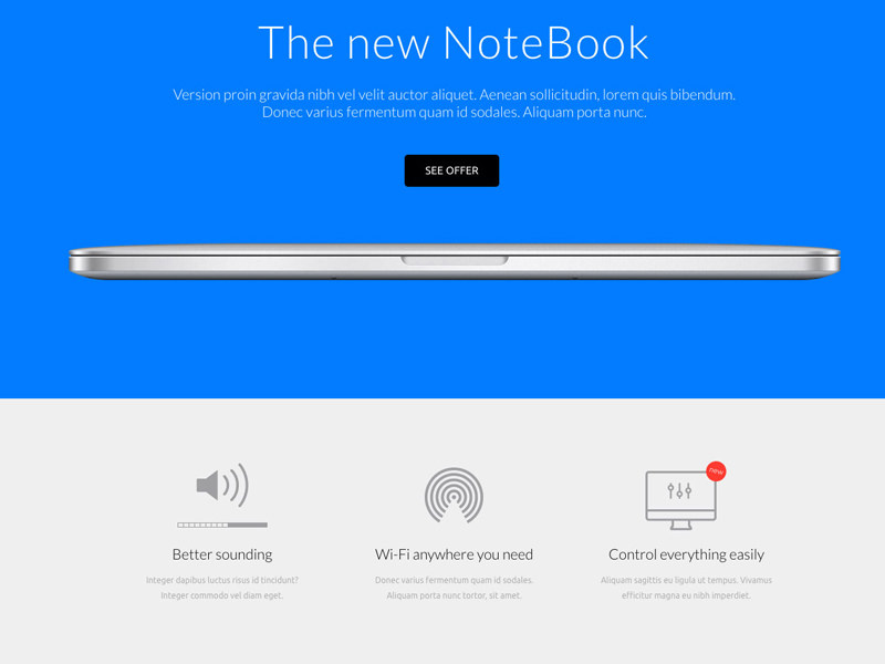 be notebook