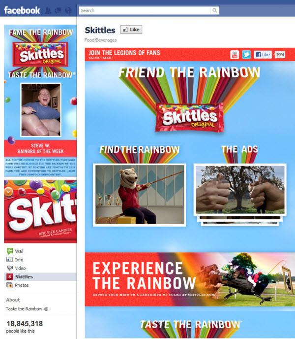 skittles fanpage