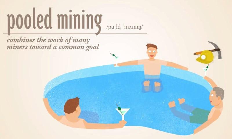 pool mining
