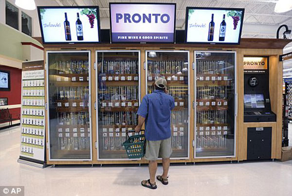 wine-vending-machine
