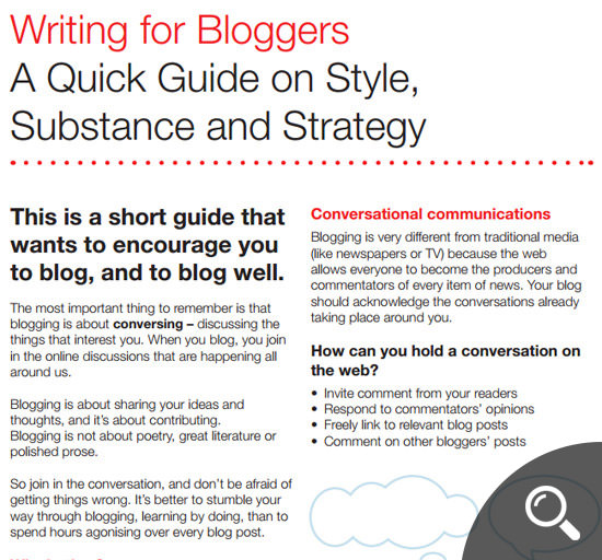 Blog Writing Guide