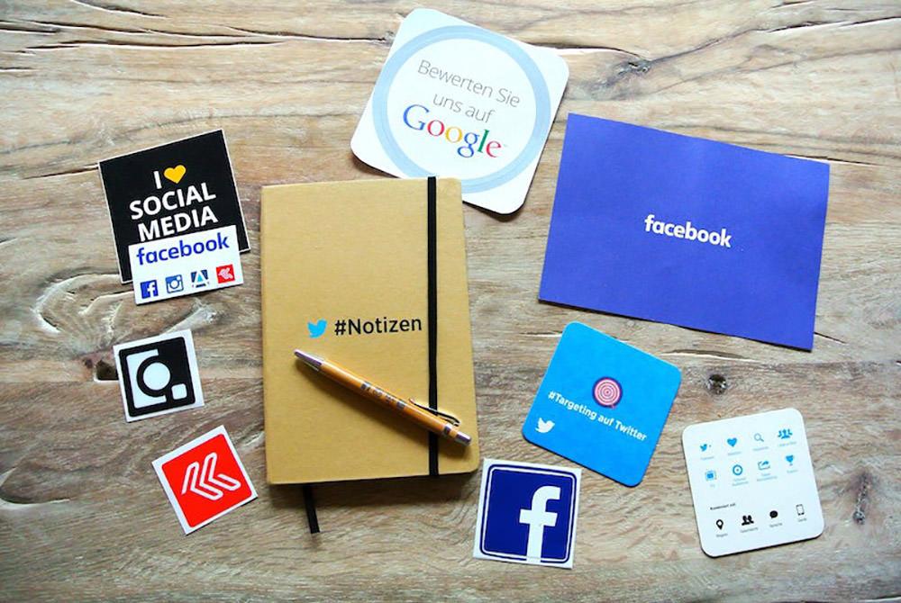 social media and google alerts