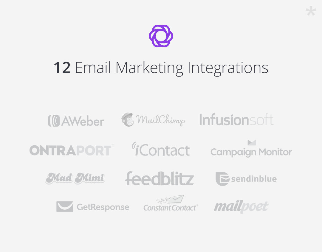 email marketing integrations
