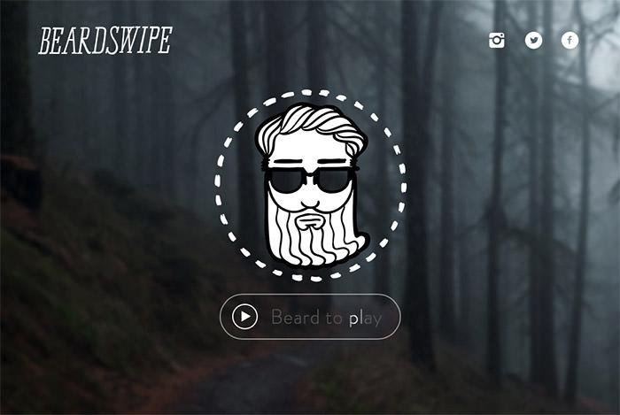 beardswipe