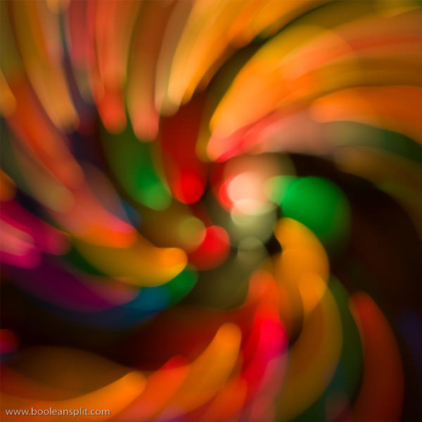 bokeh alcohol mix