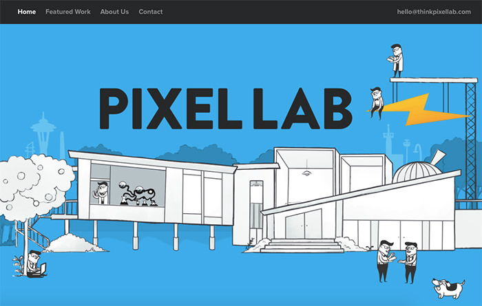 Pixel lab