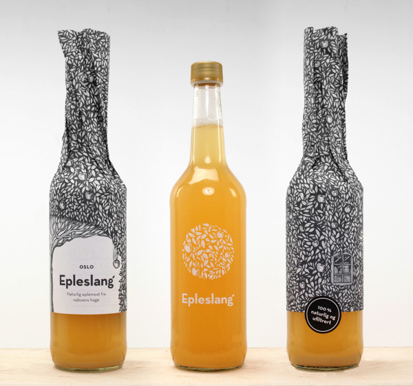 30 Creative Package Designs For Bottles & Jars - Hongkiat