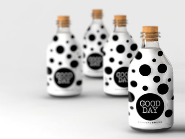 Good Day Milk Packaging