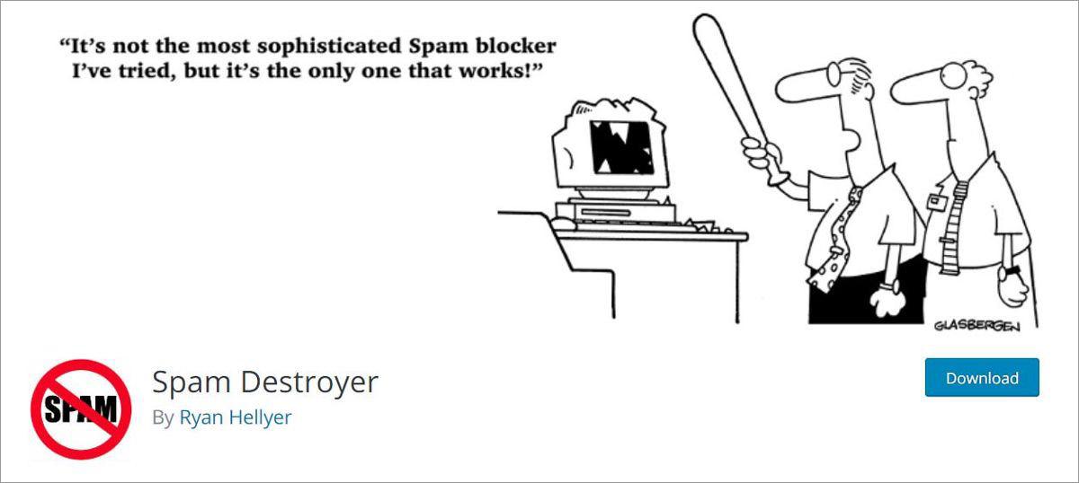 Spam Destroyer