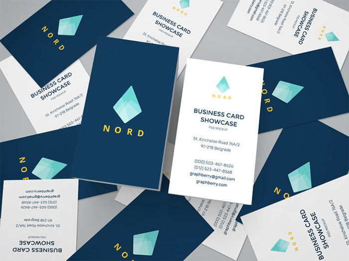 Business Card Design Creative Examples And Free Templates - Business card template pages