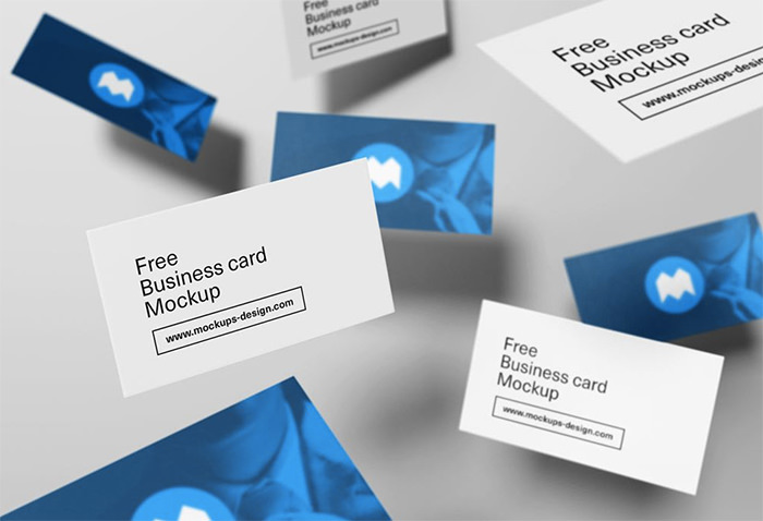 Business Card Design 80 Creative Examples and Free Templates Hongkiat