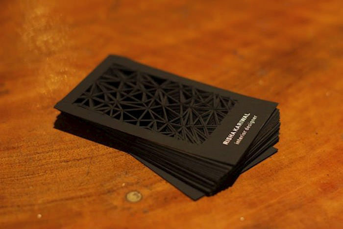 Intricate Laser-cut geometric design