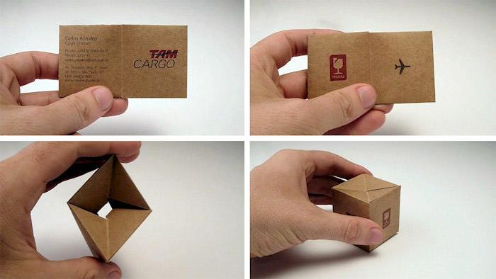 TAM Cargo Design