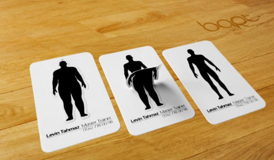 20 more business card designs that will leave an impression