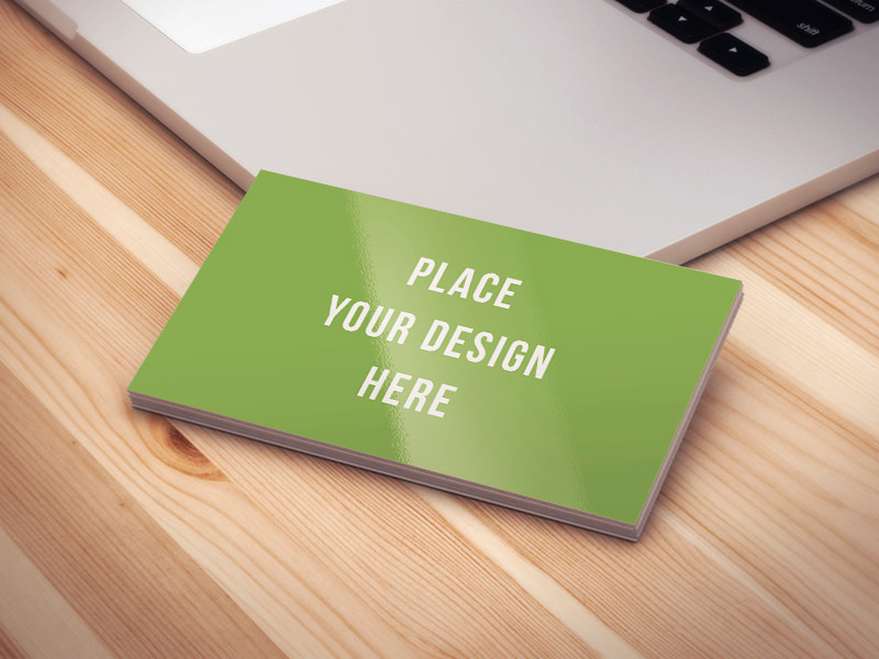 21 Free Hi-Res Business Card Mockups - Hongkiat