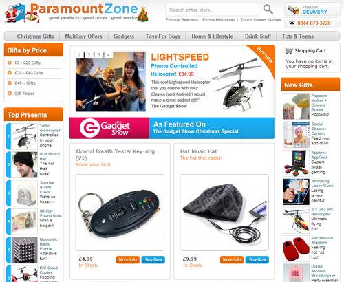 ParamountZone