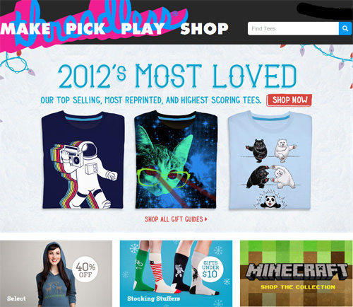 60+ Websites to Buy Geeky Gifts You Should Know - Hongkiat