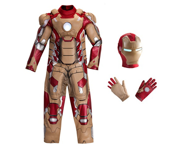 Here more Iron Man Costume Hoodie  sc 1 st  Hongkiat & 10 (Really) Cool Iron Man Merchandise You Can Buy - Hongkiat