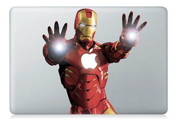 Iron Man Decal