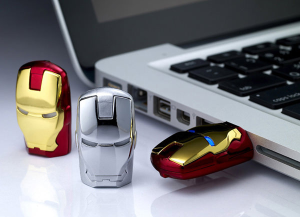 Iron Man Flash Drive