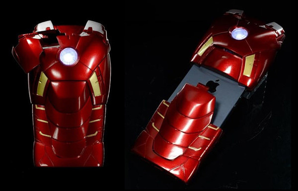 Ironman Iphone 5