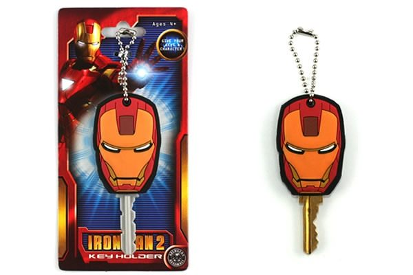 Iron Man Key Cover