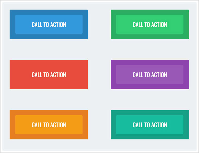 Strong CTA Button Animations
