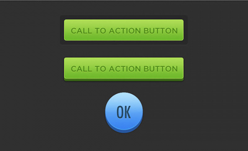 Web Designer Button Set