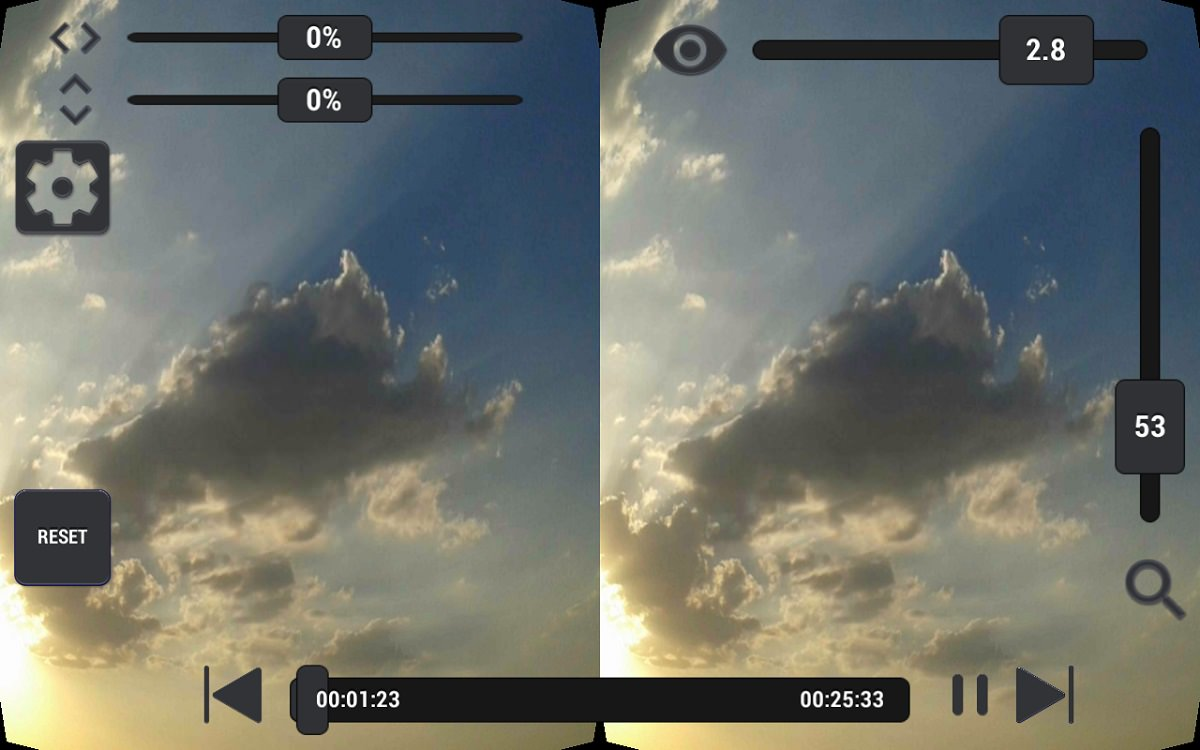 VaR's Video Player