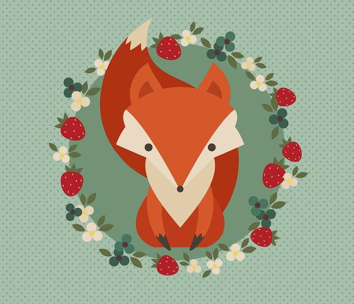retro-fox