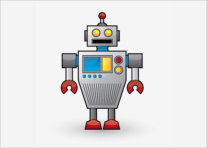 robot-character