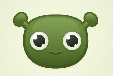 cute alien
