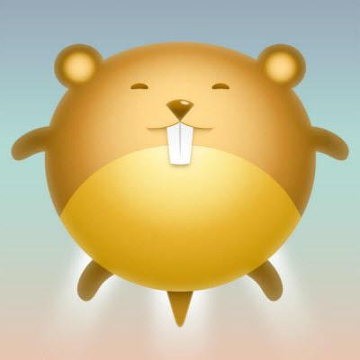cute hamster avatar