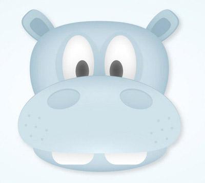 simple hippo