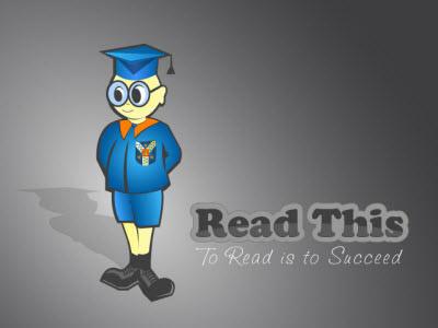 student character mascot